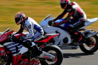 8耐・全日本ロードレーステスト走行