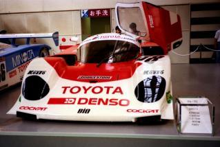 ザ・グランプリ'90 トヨタ サード89C-V