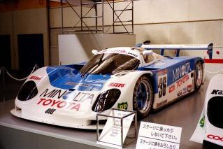 ザ・グランプリ'90 トヨタ トムス89C-V