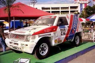 ザ・グランプリ'90 パリダカ パジェロ