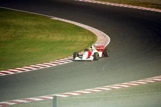 アイルトン・セナ Marlboro McLaren