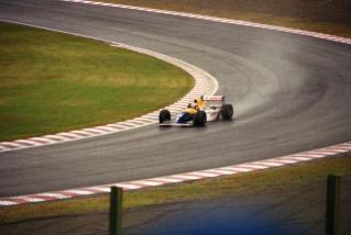 アラン・プロスト Canon Williams Team