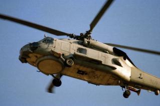 米海軍 第51軽対潜ヘリコプター飛行隊(HSL-51) SH-60B シーホーク