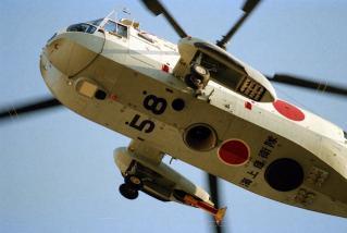 海自 第51航空隊(VX-51) HSS-2B