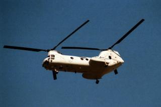 米海兵隊 CH-46E