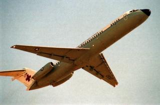 米空軍 C-9Aナイチンゲール