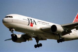 日本トランスオーシャン航空 B767-200