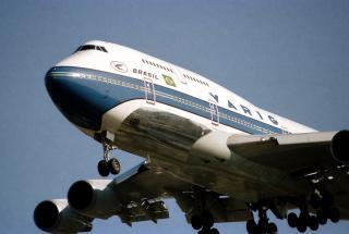 ヴァリグ・ブラジル航空 B747-200