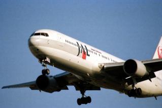 日本航空 B767-300