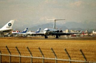 アエロフロート イリューシン Il-62(?)