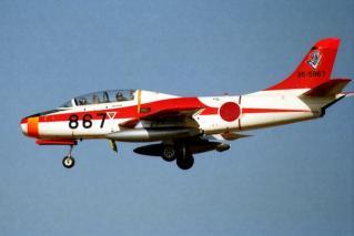 5TS T-1B練習機