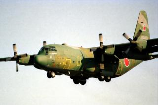 401SQ C-130H輸送機