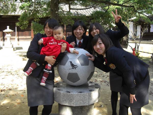 ゆか 弓弦羽神社