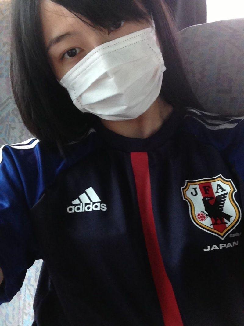 おもしろサッカーSEO対策!-横山由依日本代表ユニ