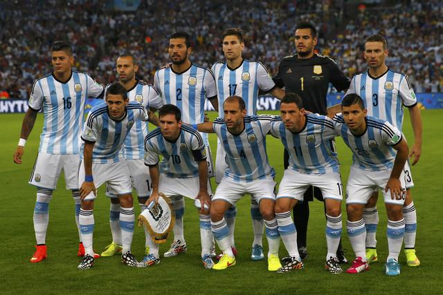 アルゼンチン代表ボスニア20140616