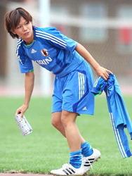 【女子サッカー】なでしこ川澄4