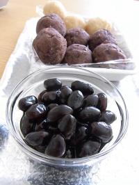 黒豆あんこ