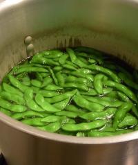 なべ 枝豆