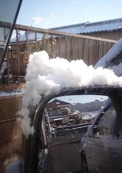 季節外れの雪02