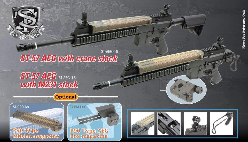 S&T AR-57