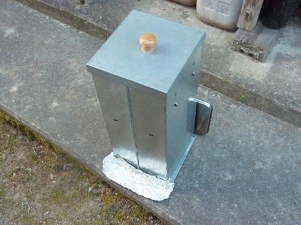 小型燻製器