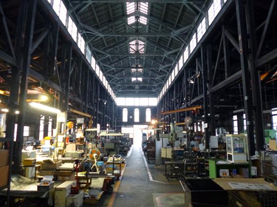 ヤマモトロックマシン工場内観blog