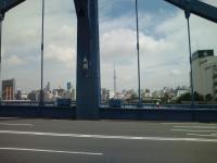 スカイツリー2011.8.24