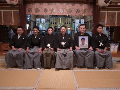 寒河江JC卒業式 (3)