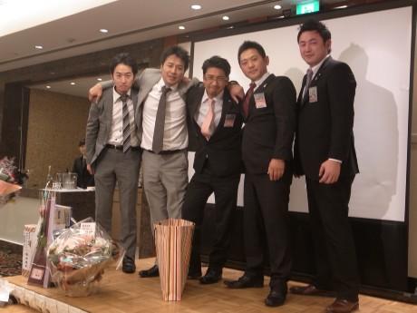 寒河江JC卒業式 (7)