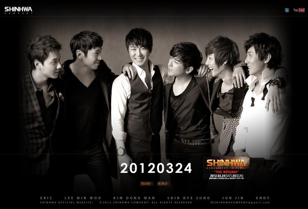 SHINHWA COMPANY 20120307