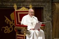 新法王演説