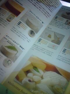 チーズパンフレット