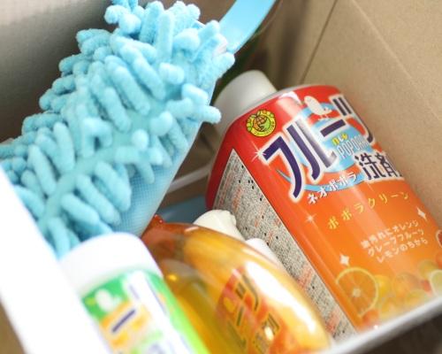 フルーツ洗剤ネオポポラ口コミ~TVショッピングで大ヒットっ!