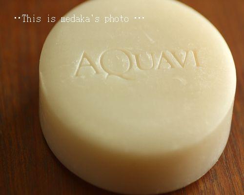 アクアヴィ ミネラルと酵素の石鹸&クレンジングクリーム