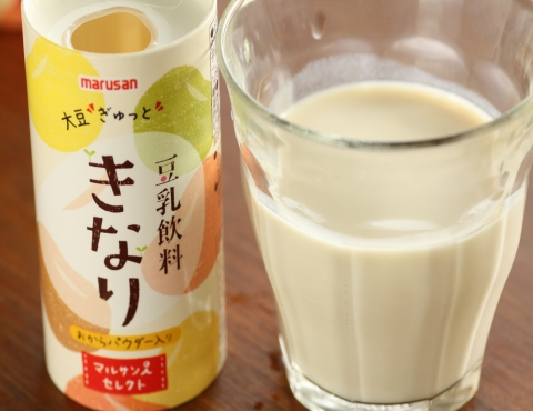きなり口コミ~豆乳をこえた豆乳飲料980円お試し