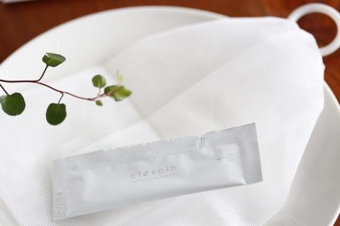オーガニックシアバターの贅沢な酵素洗顔料