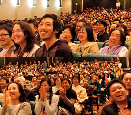会場観客イメージ