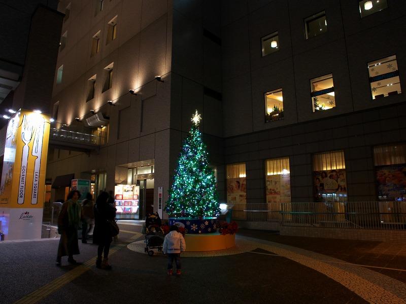 ホテル阪神 クリスマスイルミネーション