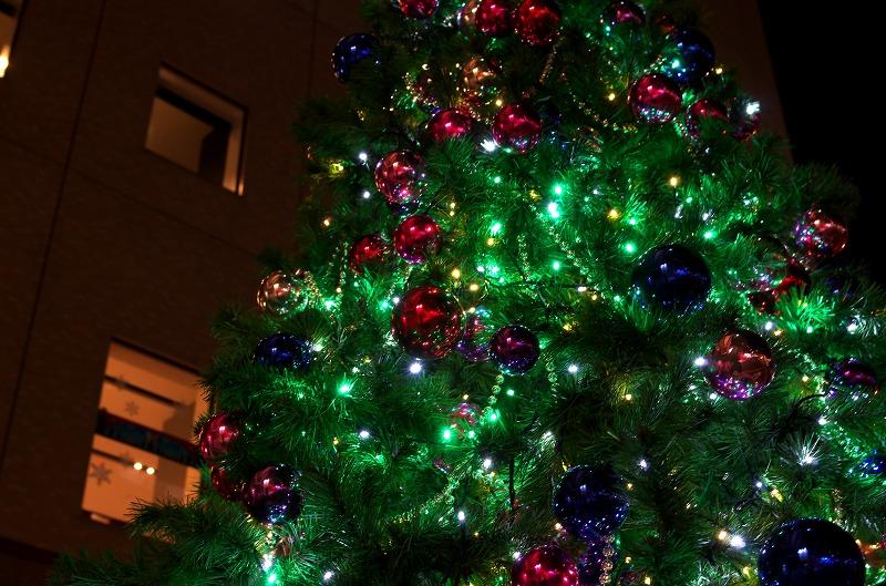 ホテル阪神 クリスマスツリー