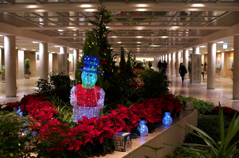 ガーデンアベニュー クリスマス