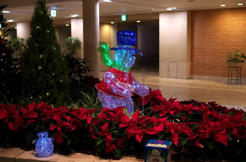 梅田 ガーデンアベニュー クリスマス