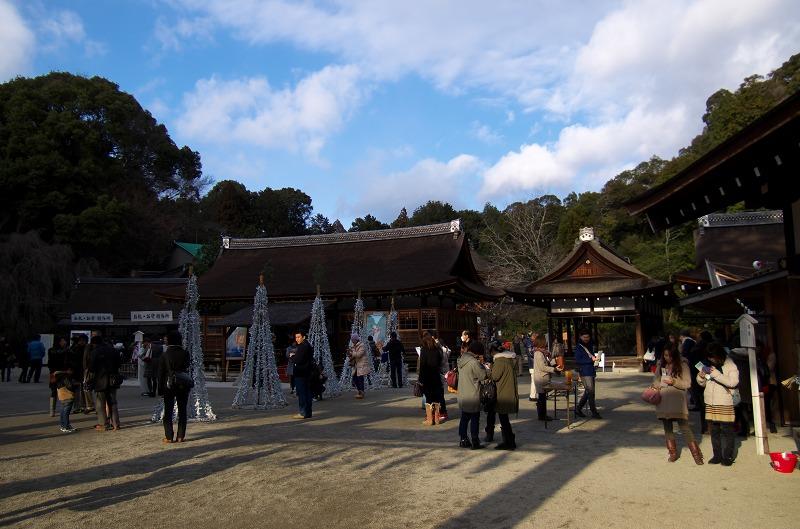 上賀茂神社 初詣