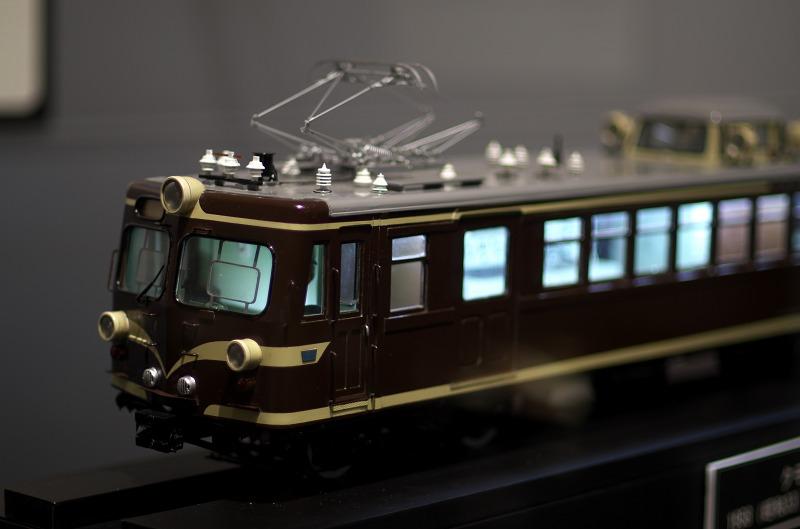 大阪 交通科学博物館 模型・ジオラマ