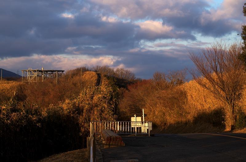 信貴生駒スカイライン 立石越え駐車場 展望 景色