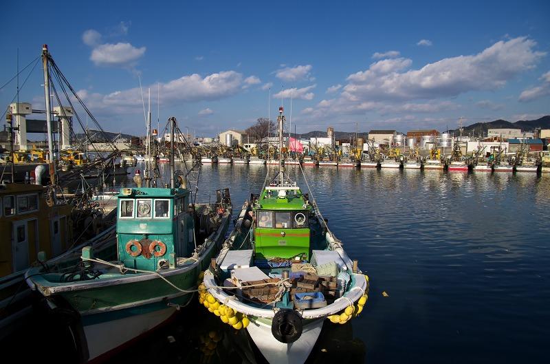 箕島漁港 たちうお 太刀魚