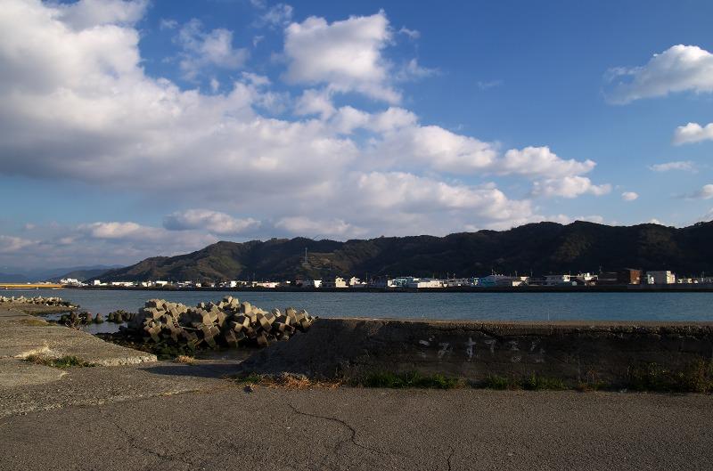 和歌山 有田川河口