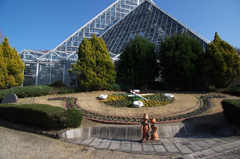 河内長野 花の文化園