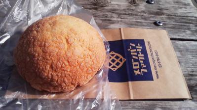 メロンパンファクトリーのメロンパン
