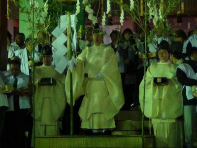 節分追儺祭(亀戸天神社)②