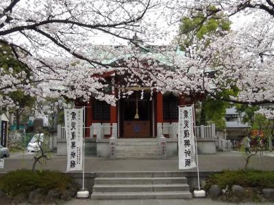 洲崎神社①